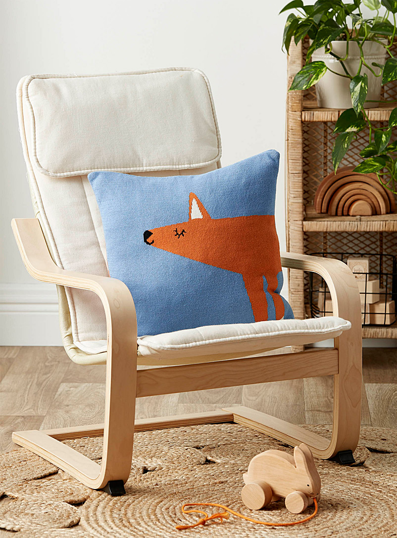 Simons Maison Assorted Furry dreamer cushion  50 x 50 cm