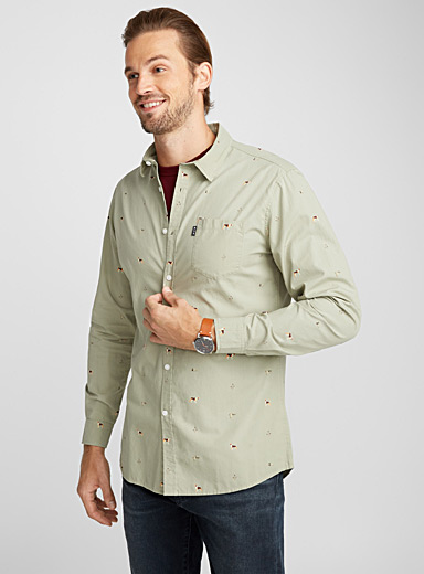 Hunting season shirt <br>Semi-tailored fit