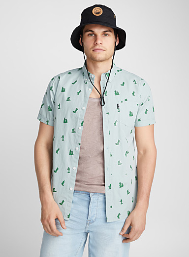 Jarheads shirt <br>Semi-tailored fit