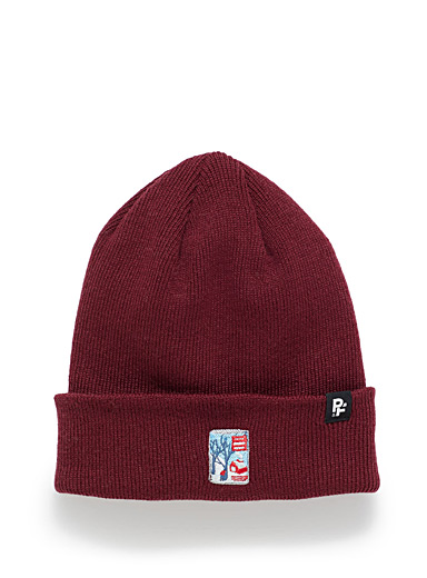 Maple Sizzurp tuque