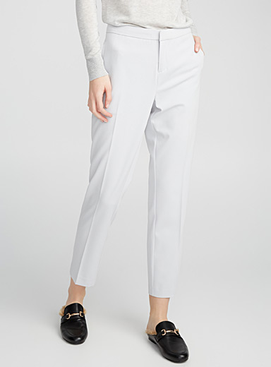 Sleek ankle-pant