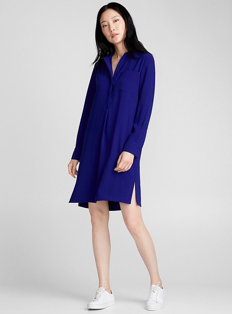 minimalist-shirtdress