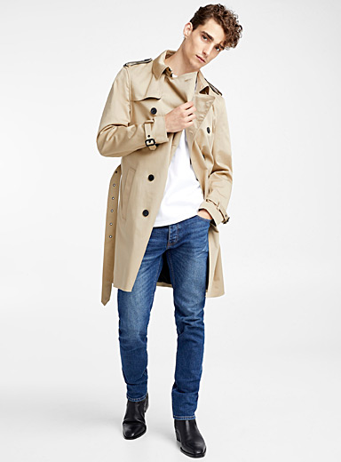 Classic Lemal trench