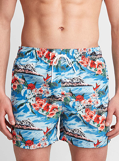 Hawaii swim short