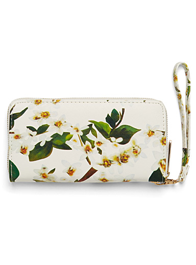 Flowering branch wallet
