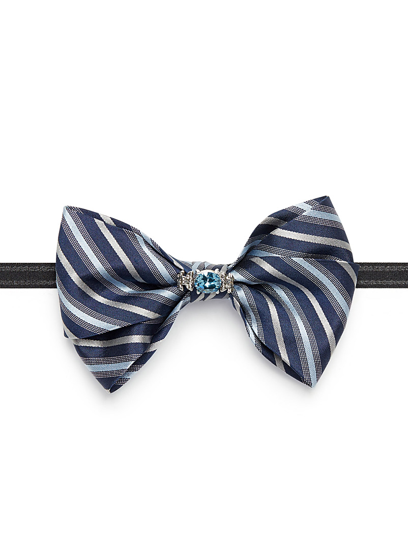 two-tone-crystal-bow-tie
