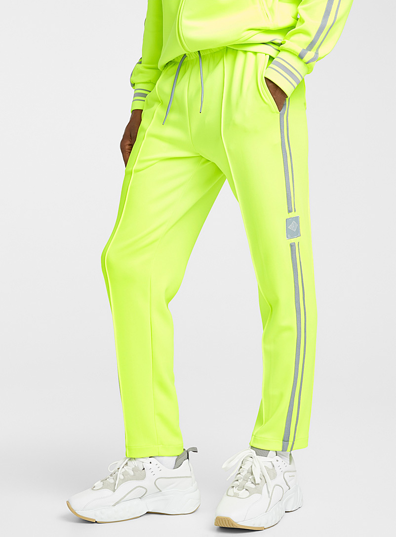 Ovadia: Le jogger Ball Jaune or pour homme