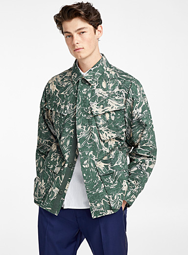 Liquid Camo Field Jacket