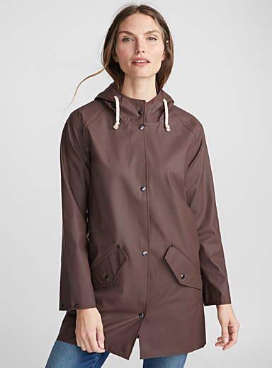 Saeby ¾ length raincoat