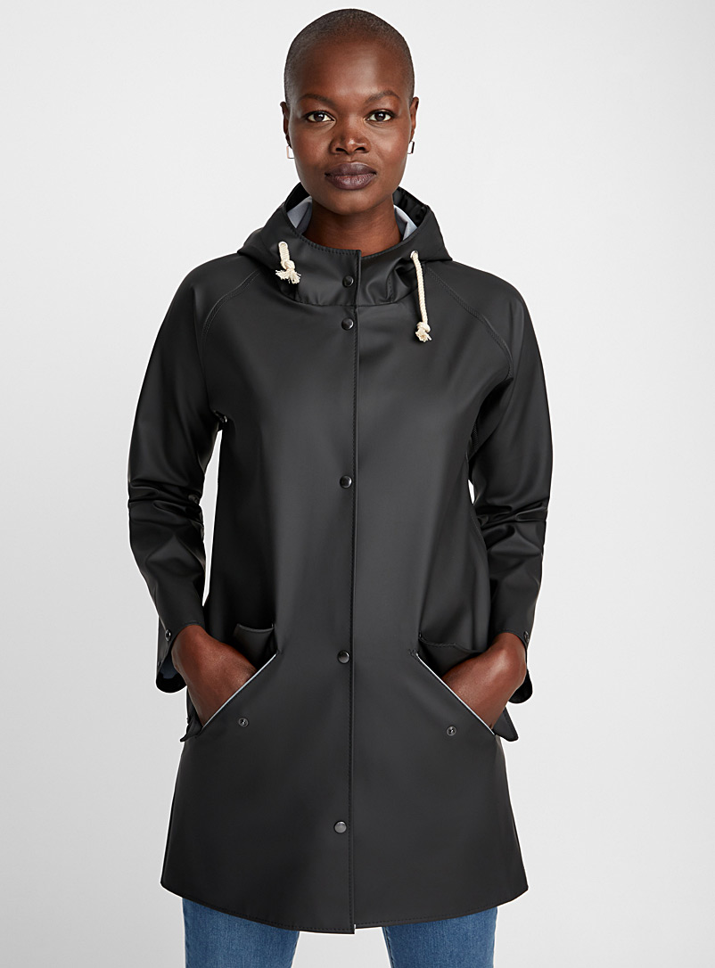 Saeby ¾ length raincoat - Raincoats