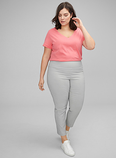 Essential slimming ankle pant Plus size