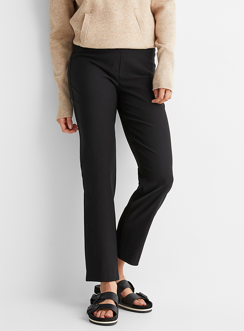 Up! Black Essential slimming pant Plus size for women