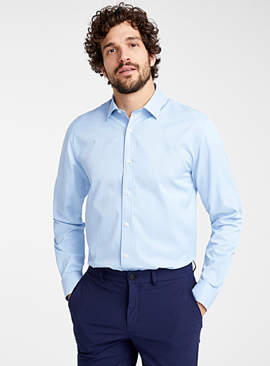 Water-repellent shirt  Modern fit