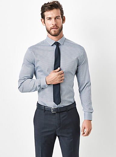 Athletic stretch shirt  Athletic fit