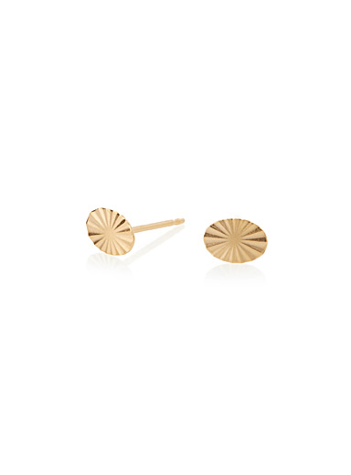 Ellipse earrings