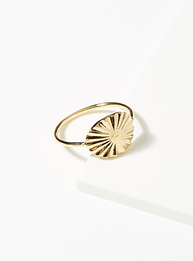 La bague Ellipse