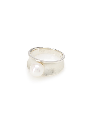 4 textured ring