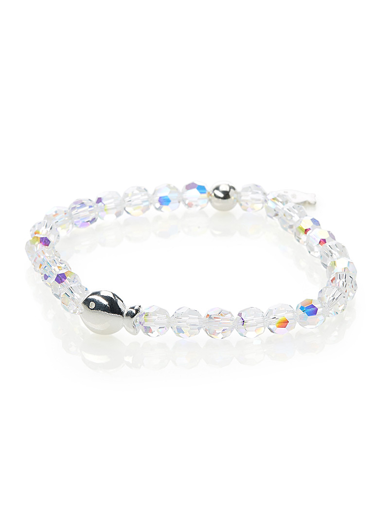 Multicolour touch bracelet
