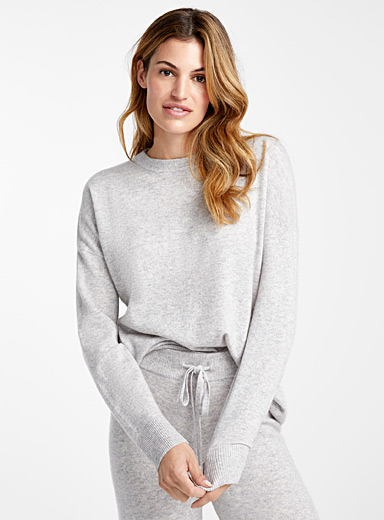 Pure cashmere sweater