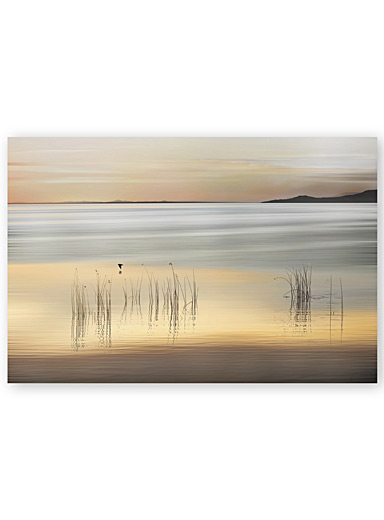 Golden wall art  22&quote; x 33&quote;