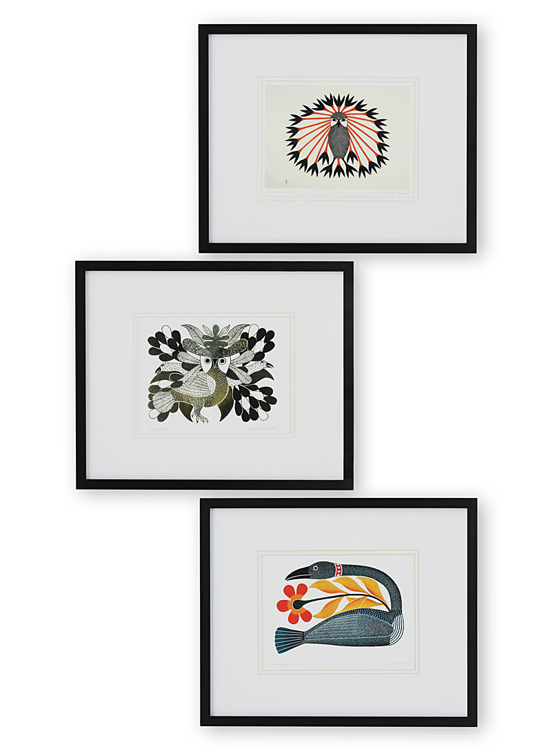 flower-and-bird-3-piece-framed-art-print-set-br-10-x-13