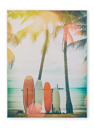 Surfboard wall art  3 sizes available