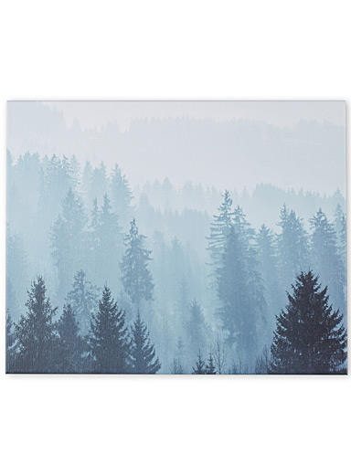 Foggy landscape wall art  3 sizes available
