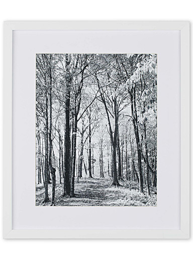 Nordic forest art print  18.5&quote; x 21.5&quote;