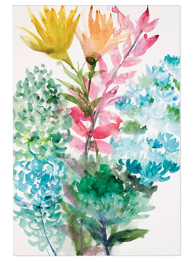l-affiche-bouquet-multicolore