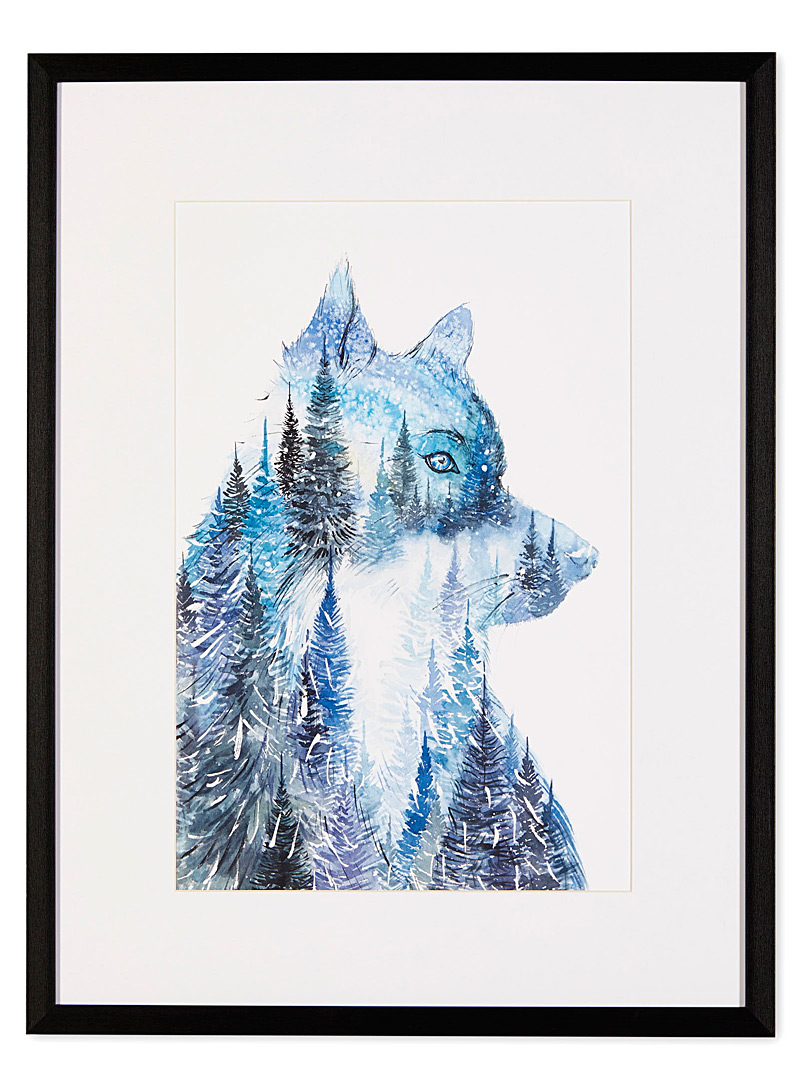 king-of-the-forest-art-print
