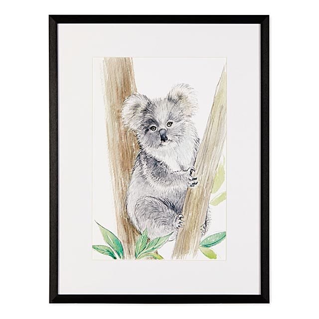 little-koala-art-print