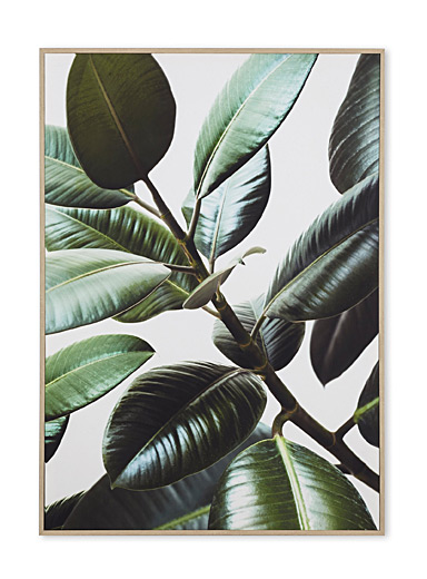 Foliage art print  36&quote; x 26&quote;