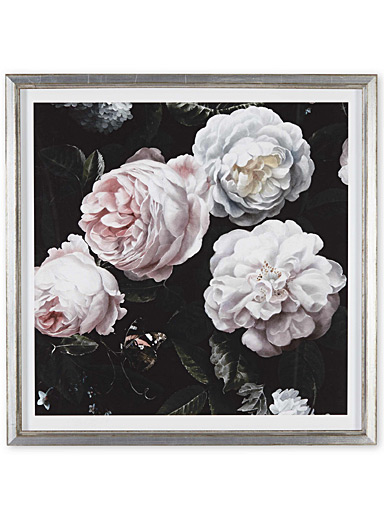 Natural baroque I art print  21&quote; x 21&quote;
