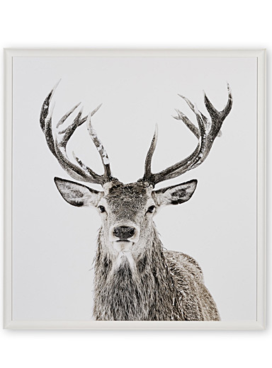Stag art print <br>2 sizes available