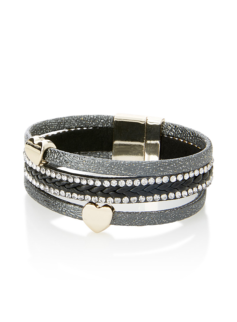 shimmery-rows-and-hearts-bracelet