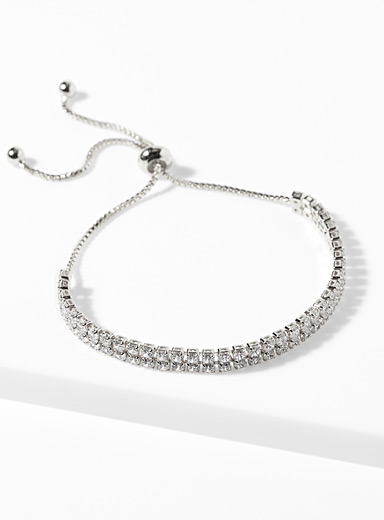 Simons Assorted Royal crystal bracelet for women