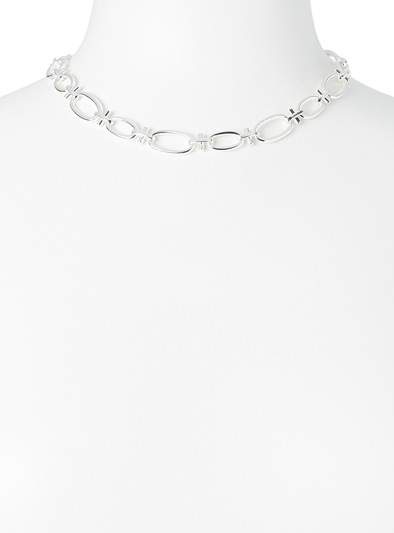 Pilgrim Assorted Maxi chain necklace for women