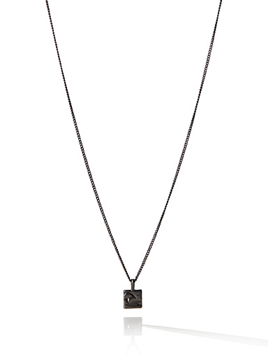 Hematite Sienna necklace
