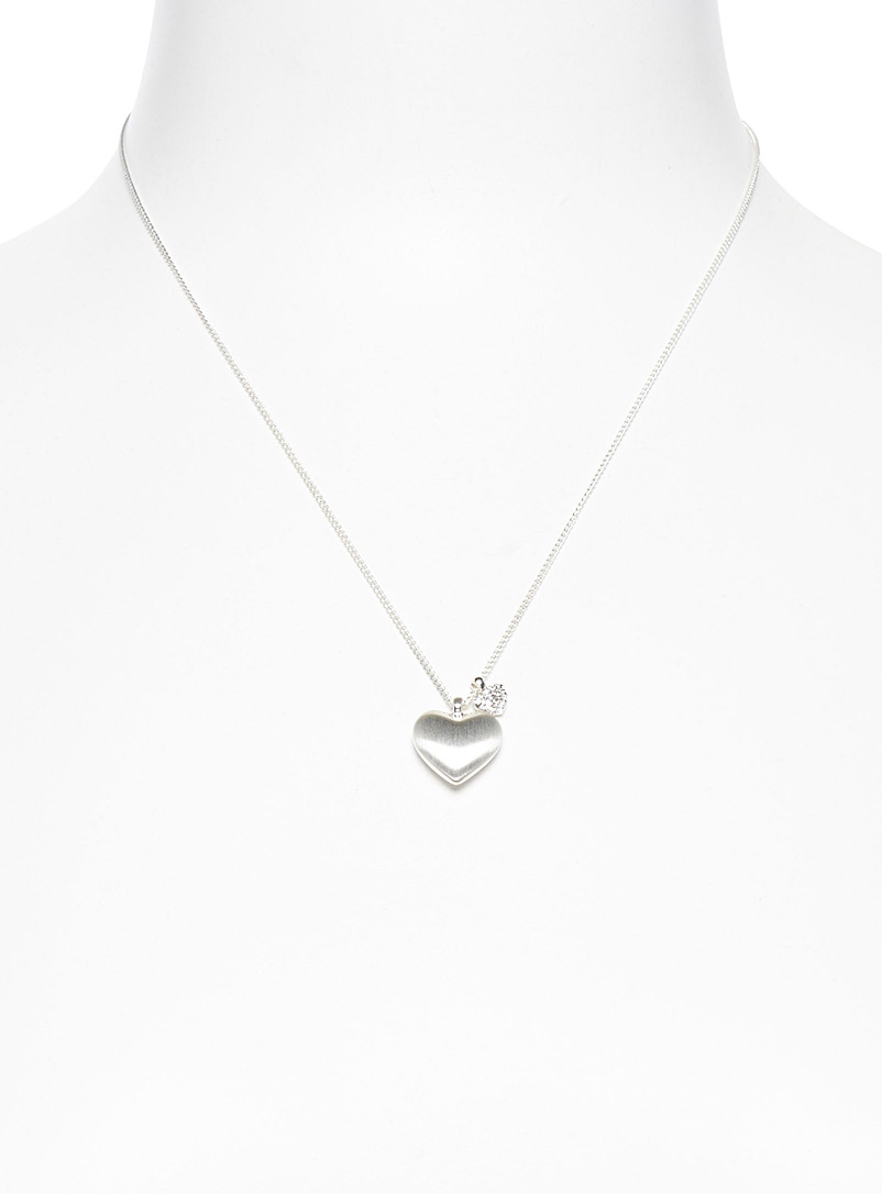 Pilgrim Assorted Lovers hearts necklace for women