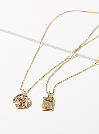 Valkyria necklaces  Set of 2