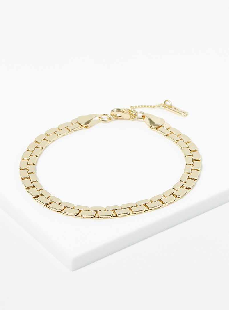 Pilgrim Assorted Snakeskin chain bracelet for women