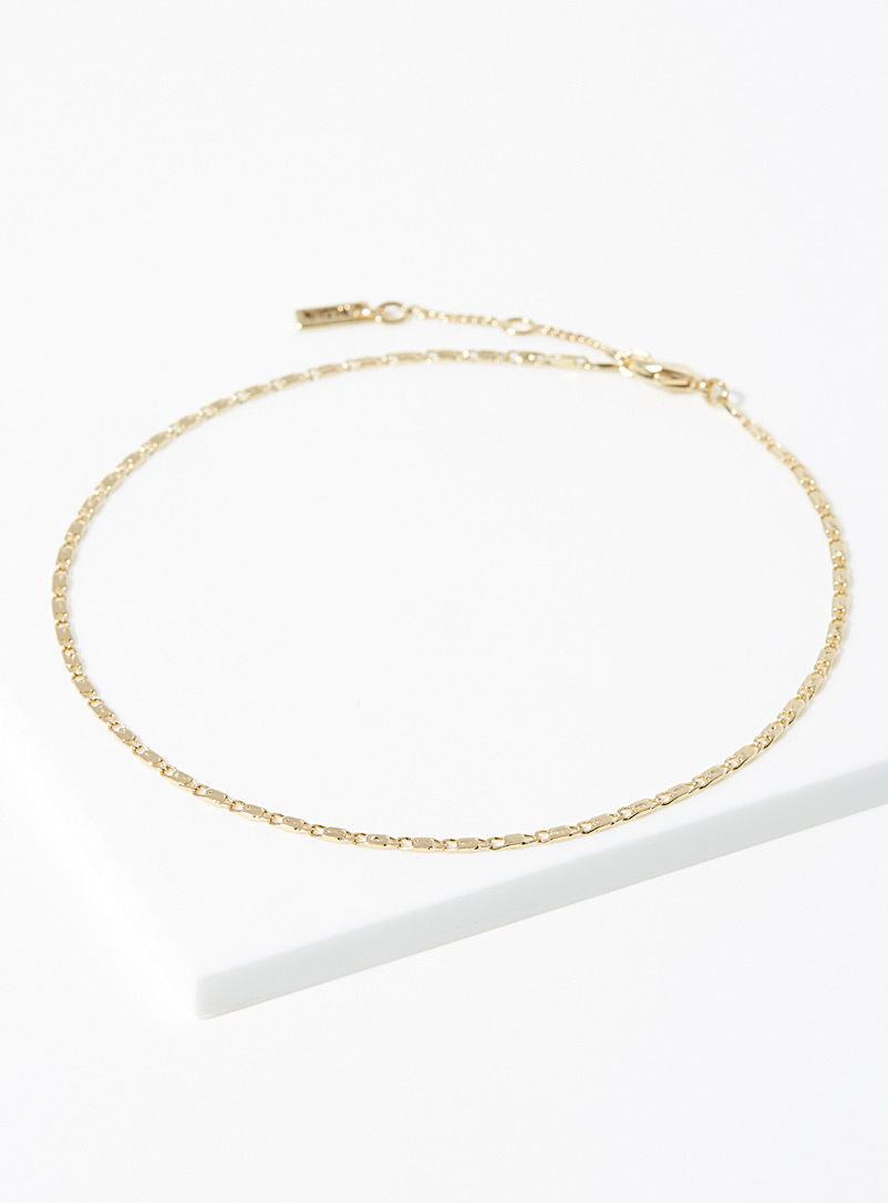 Pilgrim Assorted Parisa anklet for women