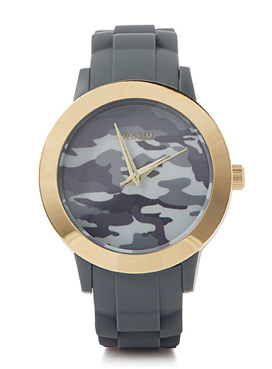 Arianna camo watch