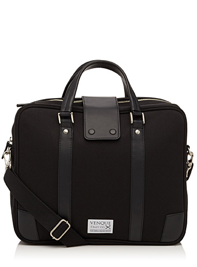 Solid Hamptons briefcase