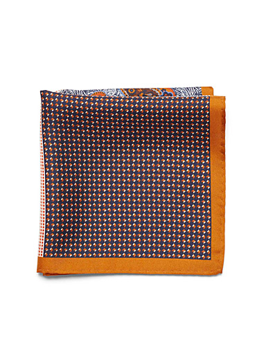 4-in-1 colourful pocket square