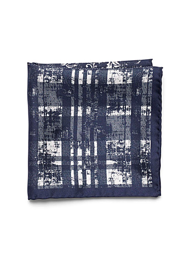 4-in-1 graphic indigo square