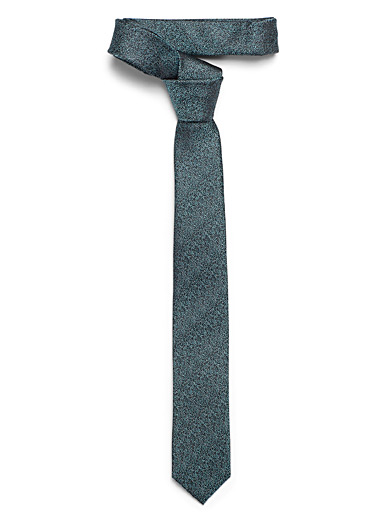 Chic heather tie