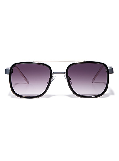 DNA4 square sunglasses