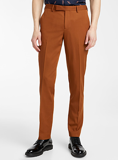 Paul Smith Copper Ochre pant for men