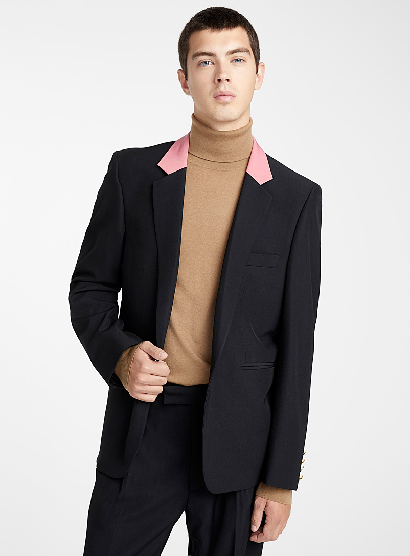 contrast-collar-jacket